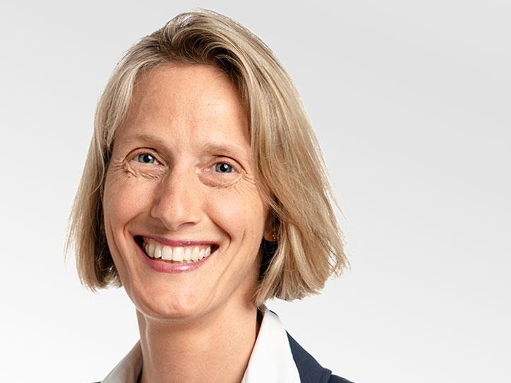 Barbara Radtke, Schatzmeisterin