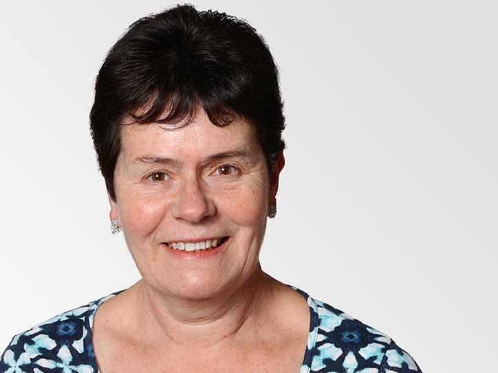 Monika Loepfe, Säckelmeisterin