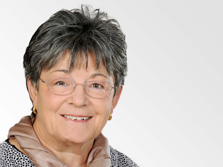 Ursula Wegmann, Goldschürferin